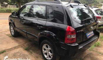 HYUNDAI TUCSON 2010 2.0 MPFI GL 16V 142CV 2WD GASOLINA 4P MANUAL full