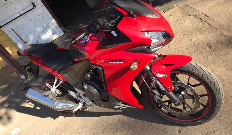 CBR 2014 500cc full