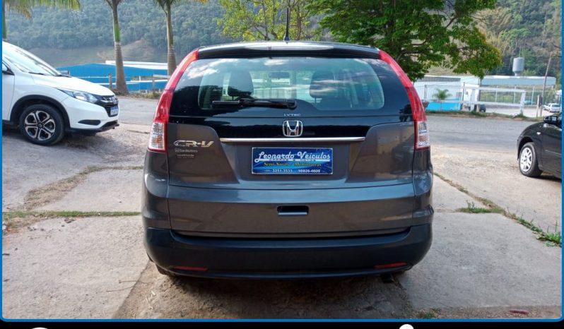 HONDA CRV 2012 full