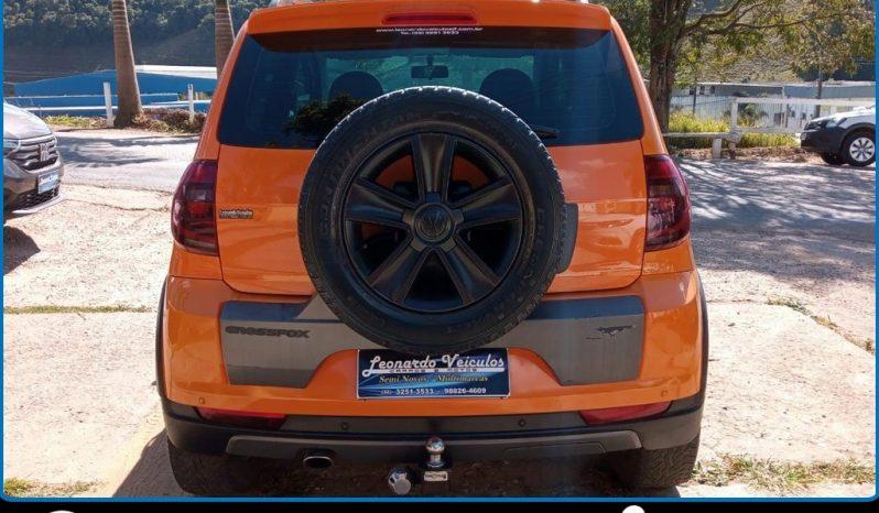 VW CROSSFOX GII 2012 full